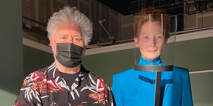 Venezia 77: The Human Voice di Pedro Almodóvar con Tilda Swinton