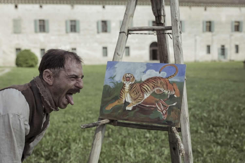 La celebre tigre di Ligabue