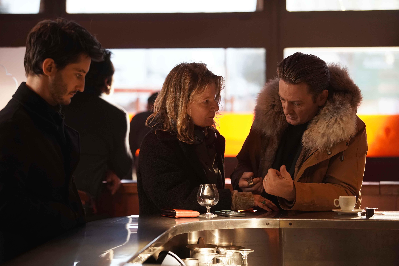 Nicole Garcia con Pierre Niney e Benoît Magimel