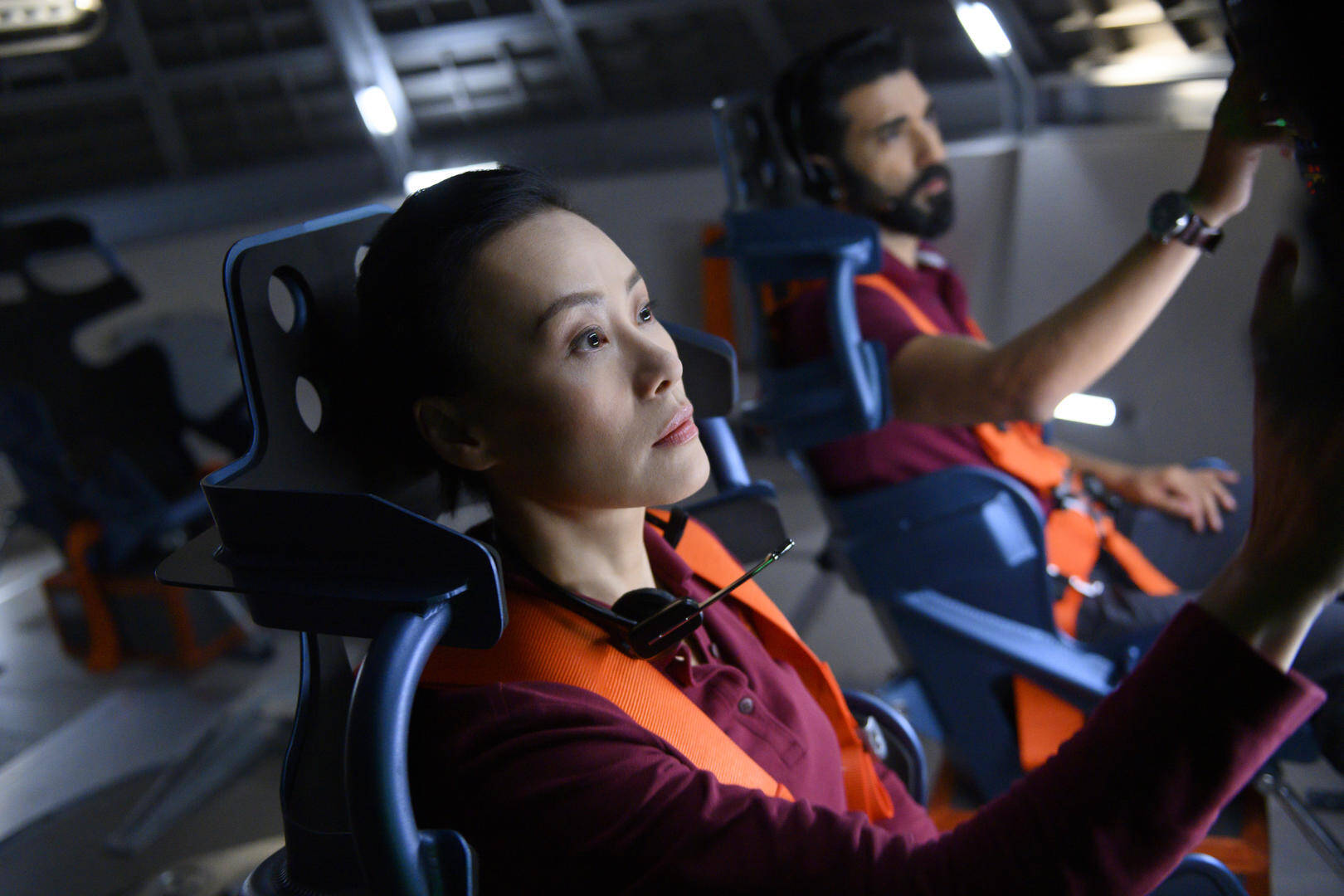 Away recensione serie TV Netflix