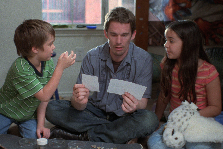 Boyhood recensione film di Richard Linklater