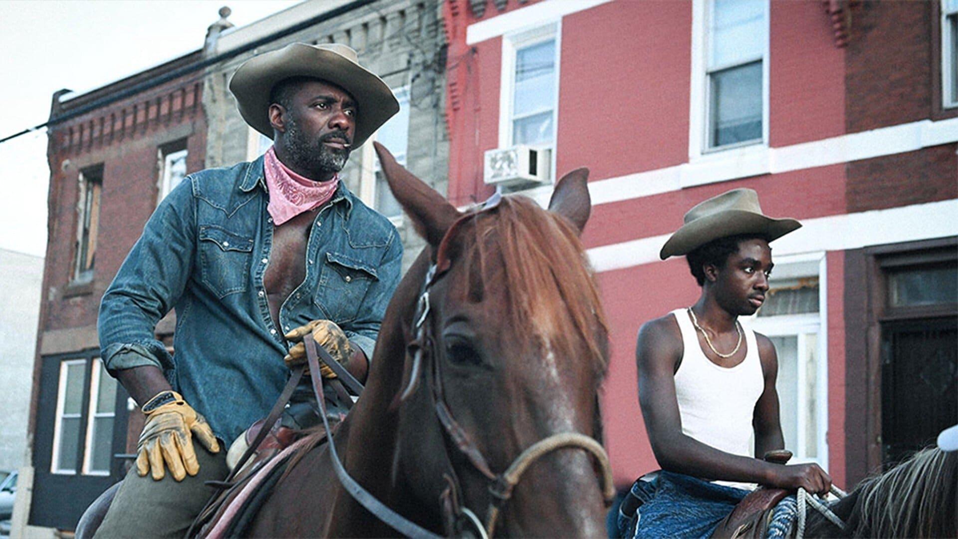 Idris Elba e Caleb McLaughlin