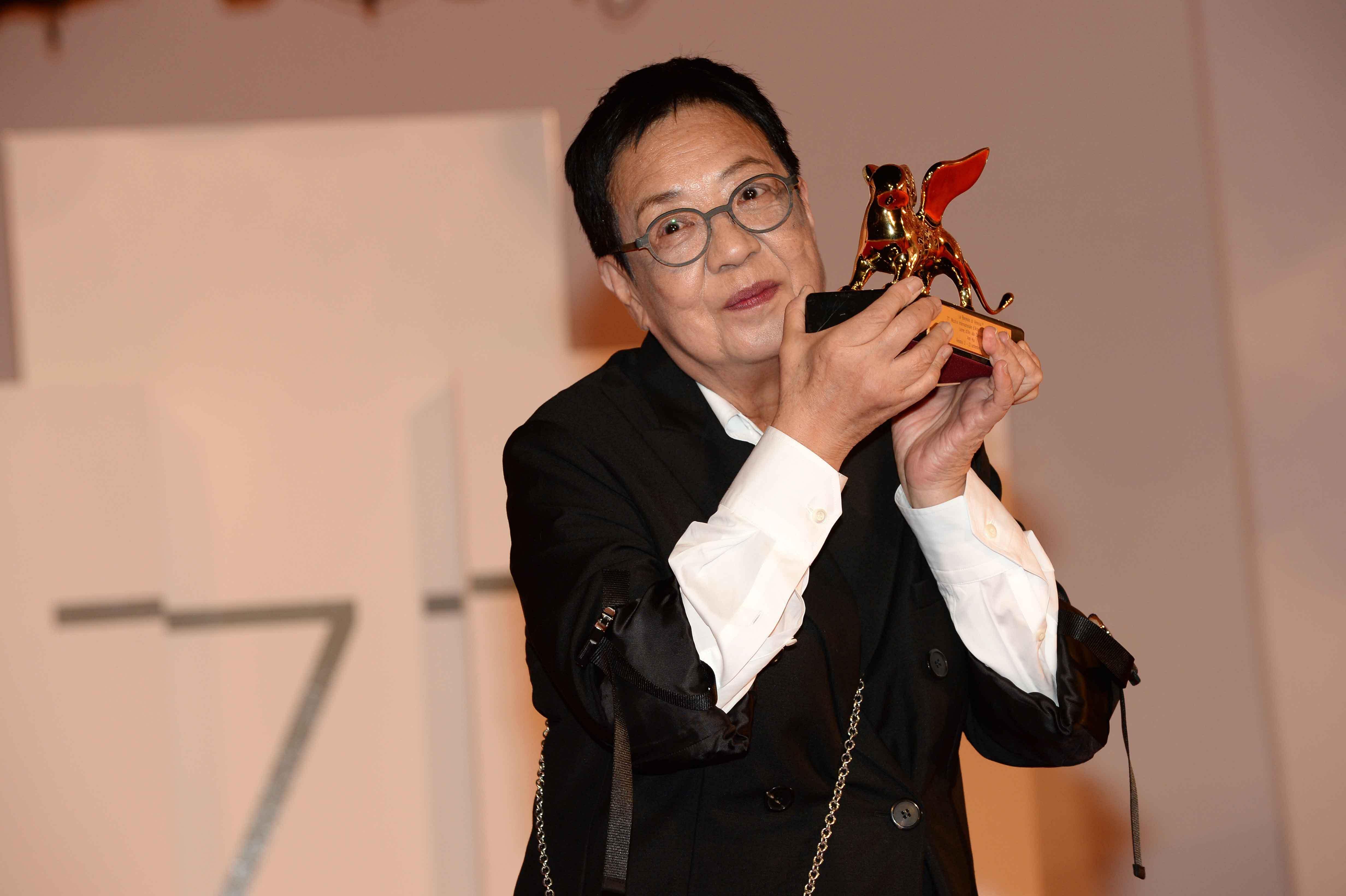 Ann Hui riceve il Leone d'Oro alla Carriera alla Mostra del Cinema di Venezia 2020