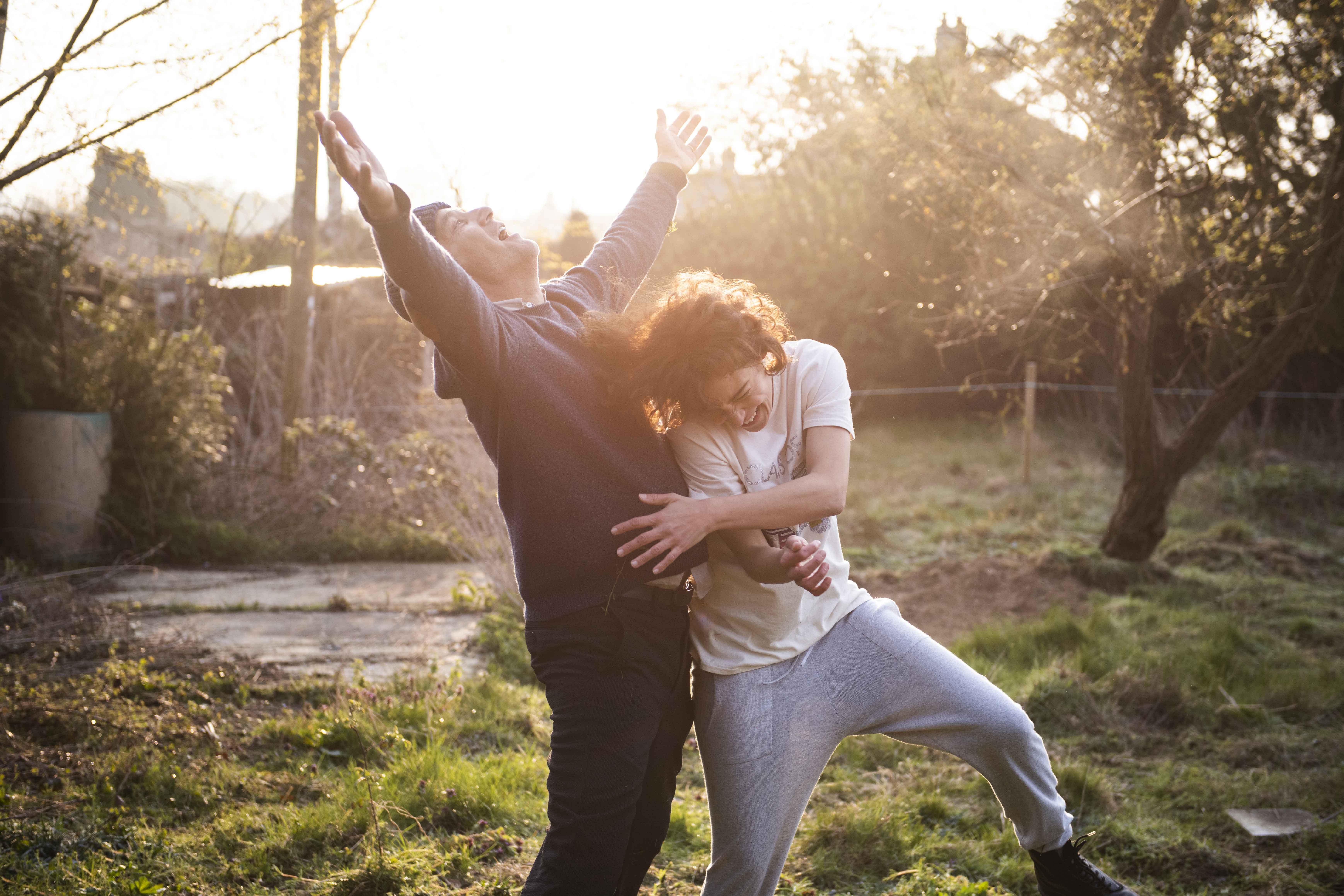 Clive Owen e Jasmine Trinca