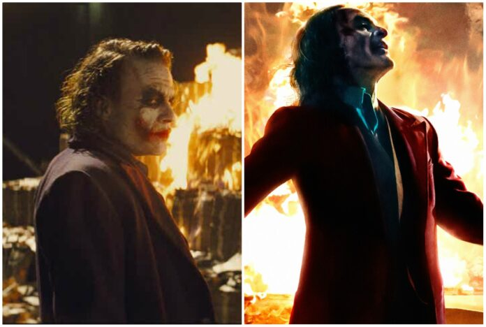 Heath Ledger e Joaquin Phoenix: due Joker da Oscar