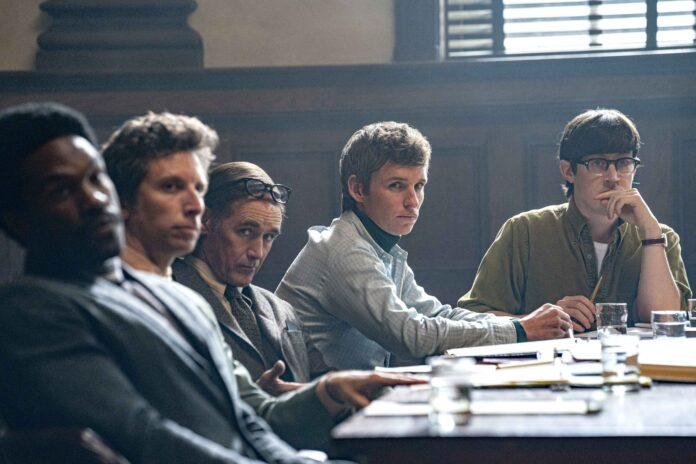 Il processo ai Chicago 7 recensione film di Aaron Sorkin
