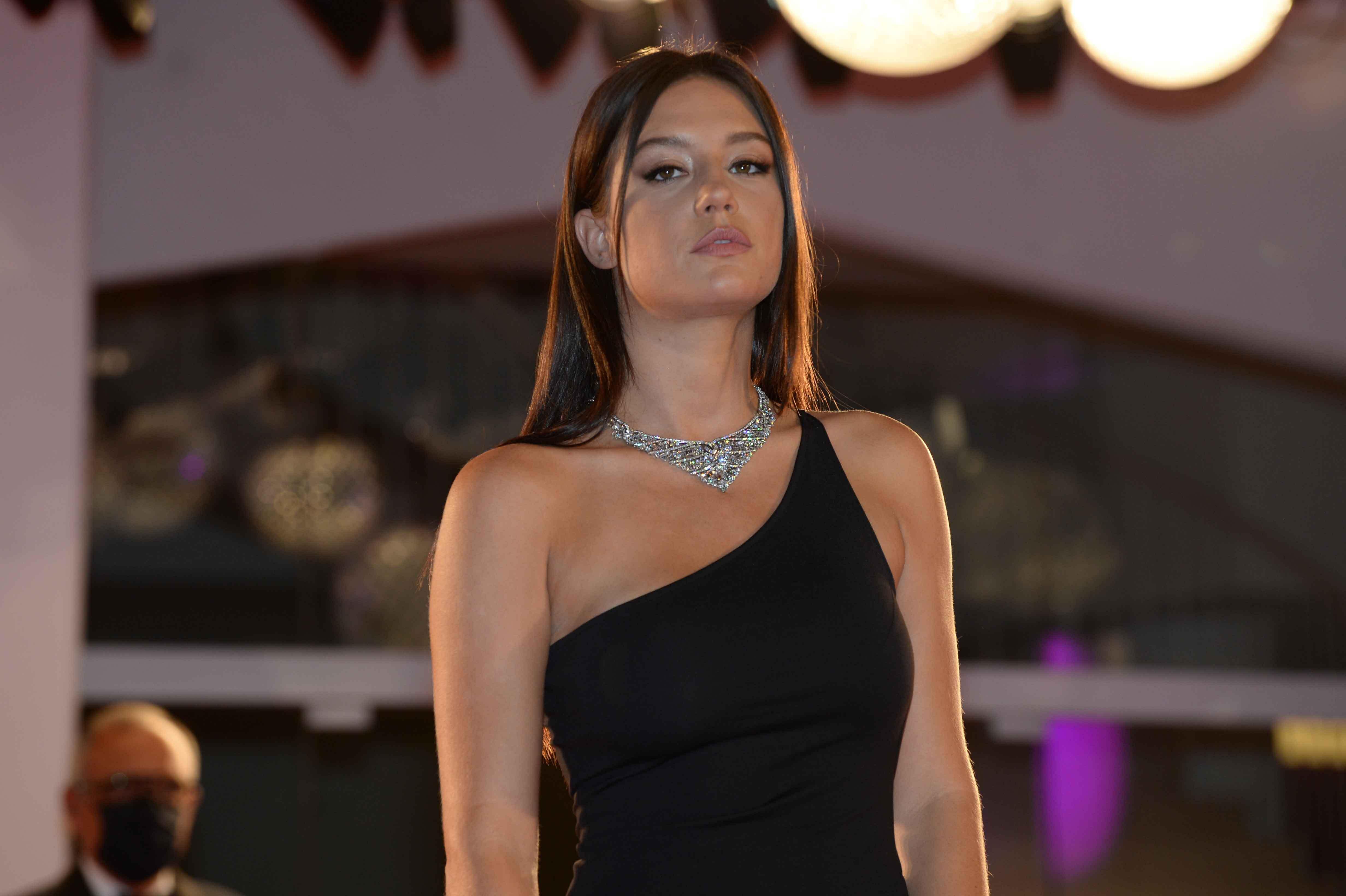 Adèle Exarchopoulos alla Mostra del Cinema di Venezia 2020