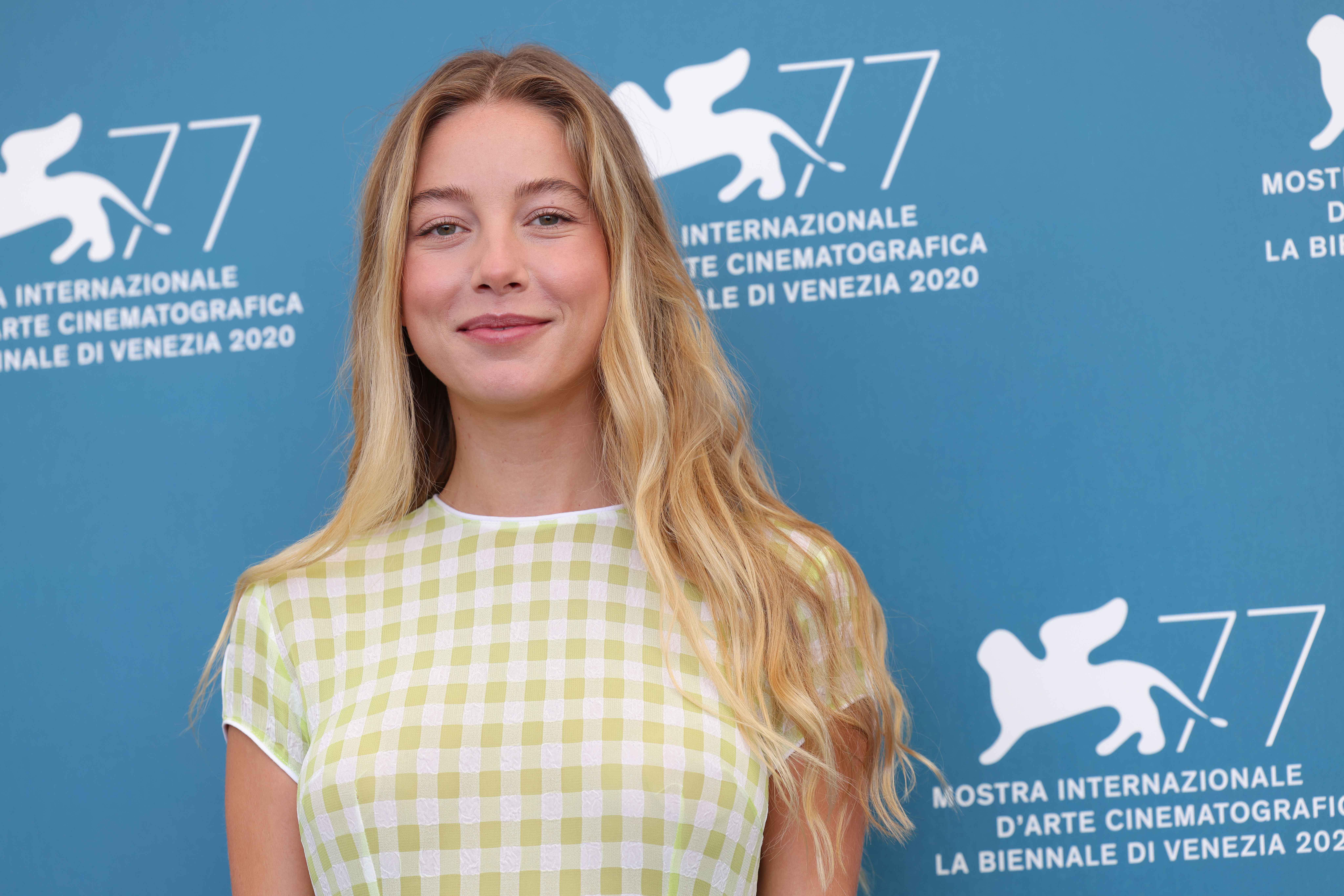 Charlotte Vega alla Mostra del Cinema di Venezia