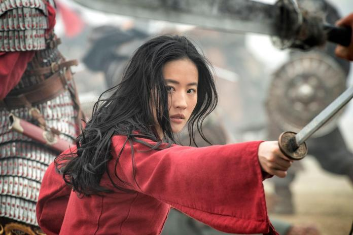 Mulan recensione film live action Disney+