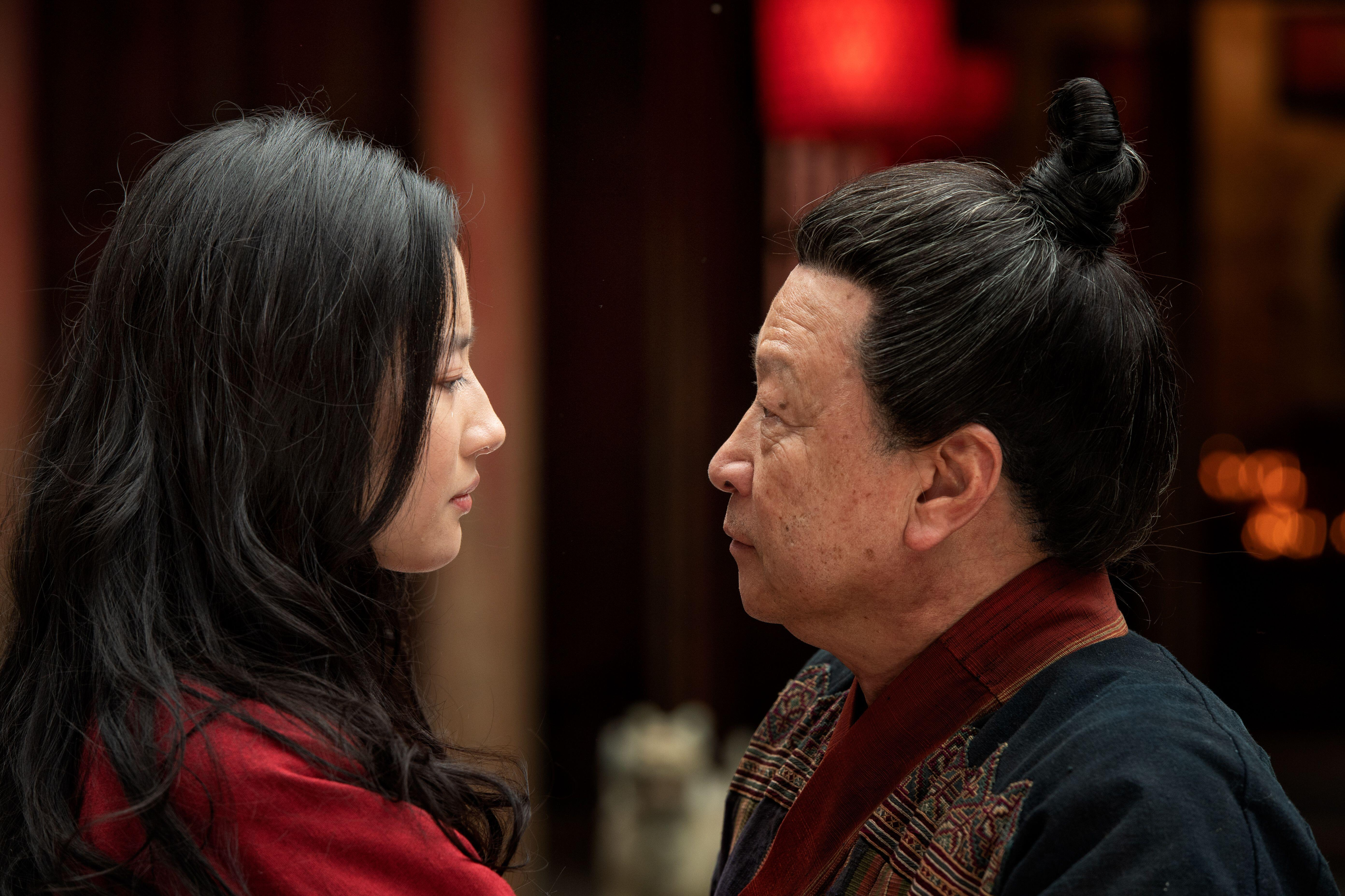 Yifei Liu e Tzi Ma