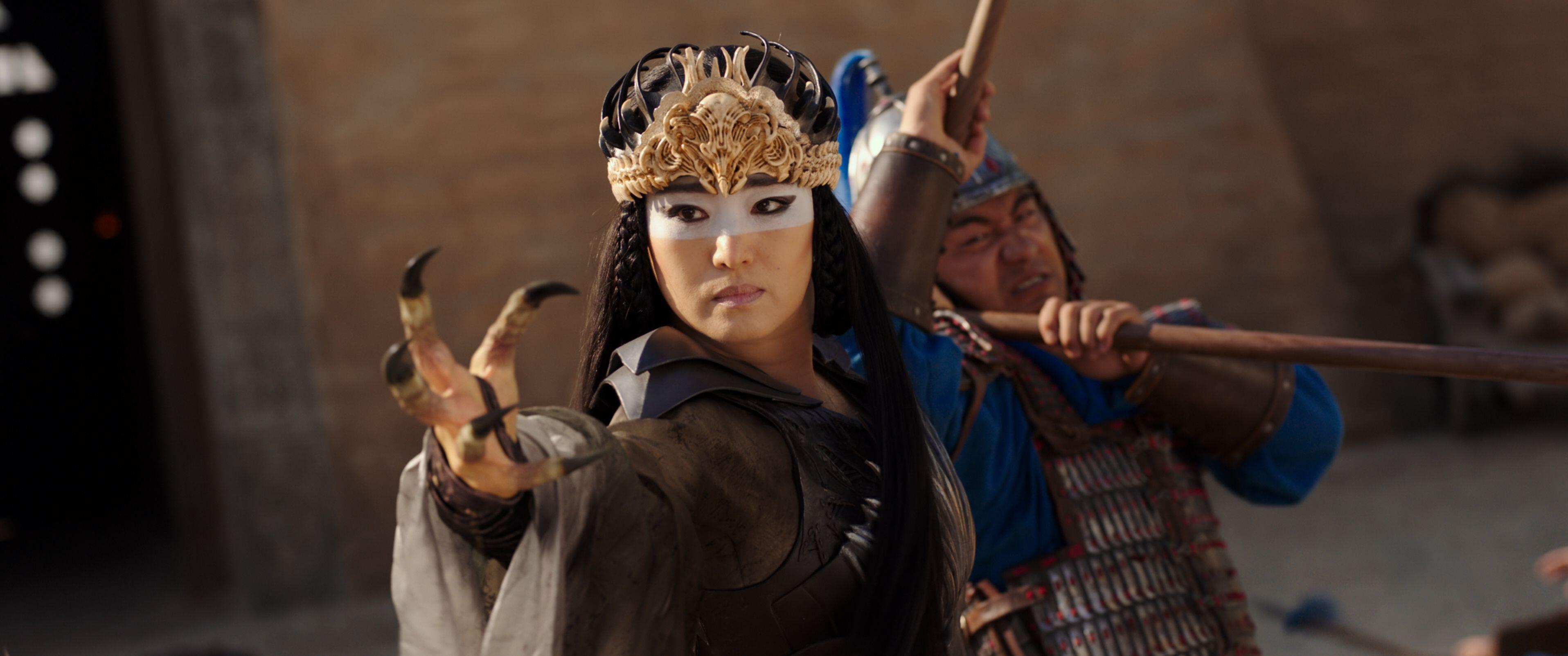 Gong Li è la strega guerriera Xianniang
