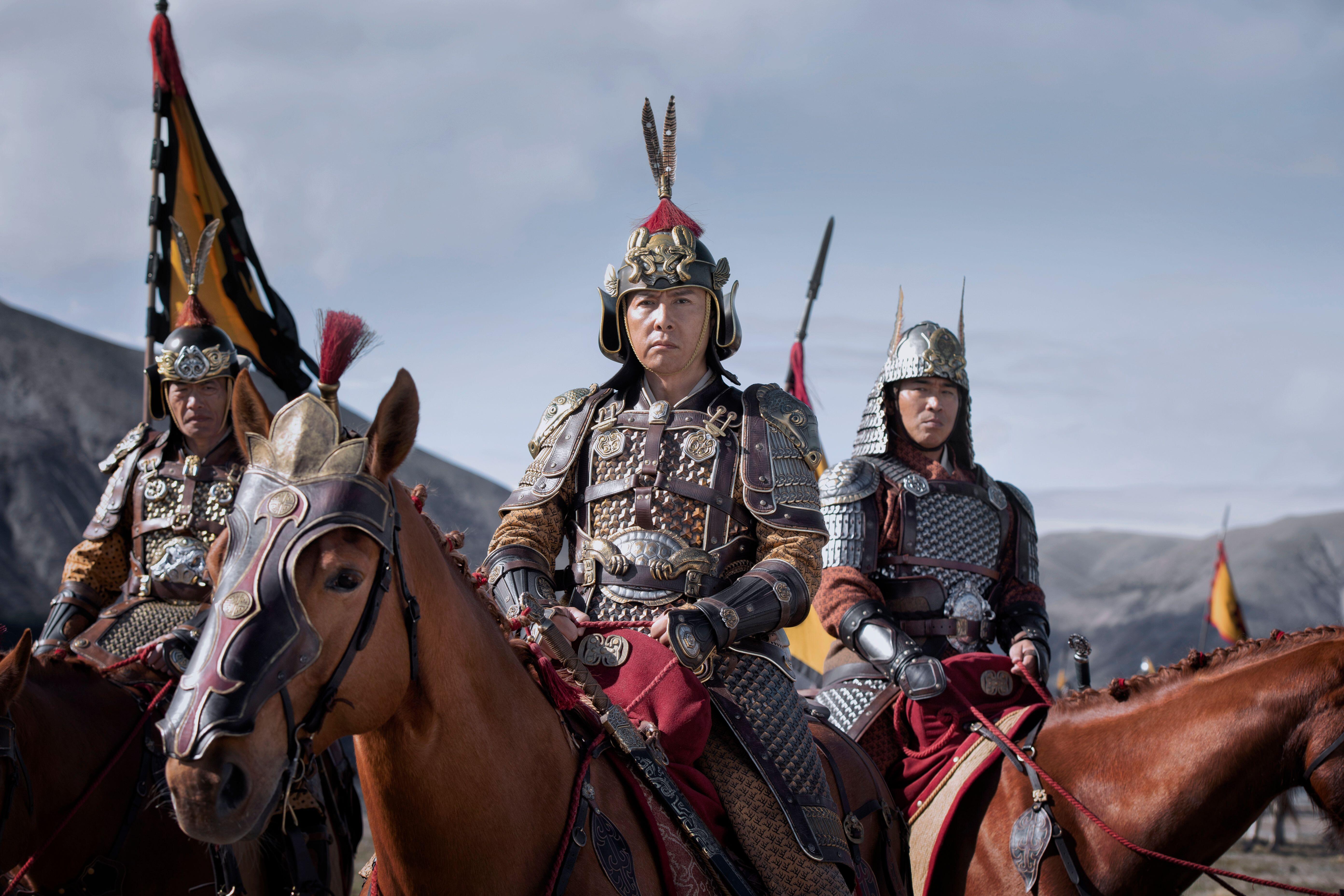 Donnie Yen è il comandante Tung