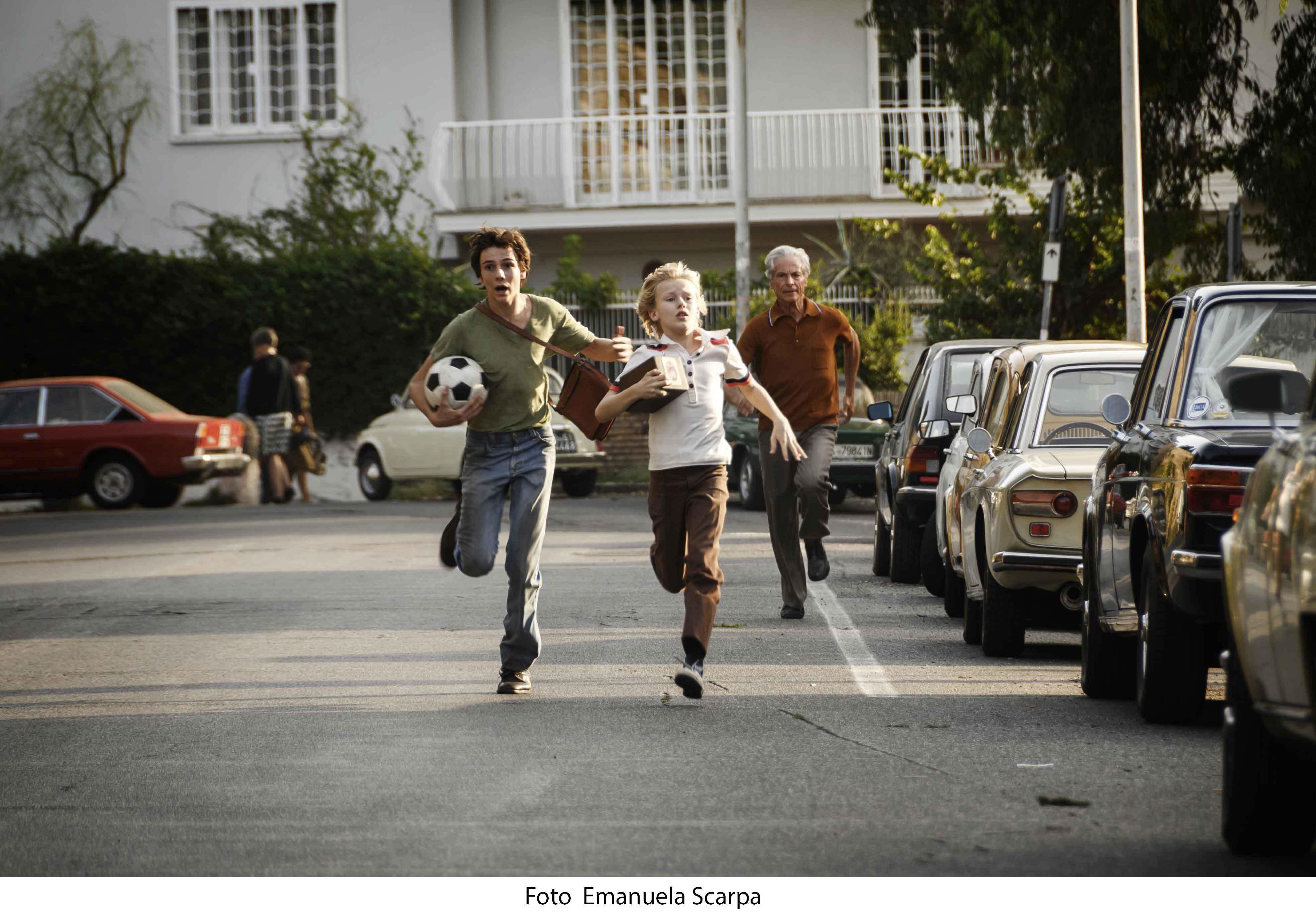 Padrenostro recensione film di Claudio Noce