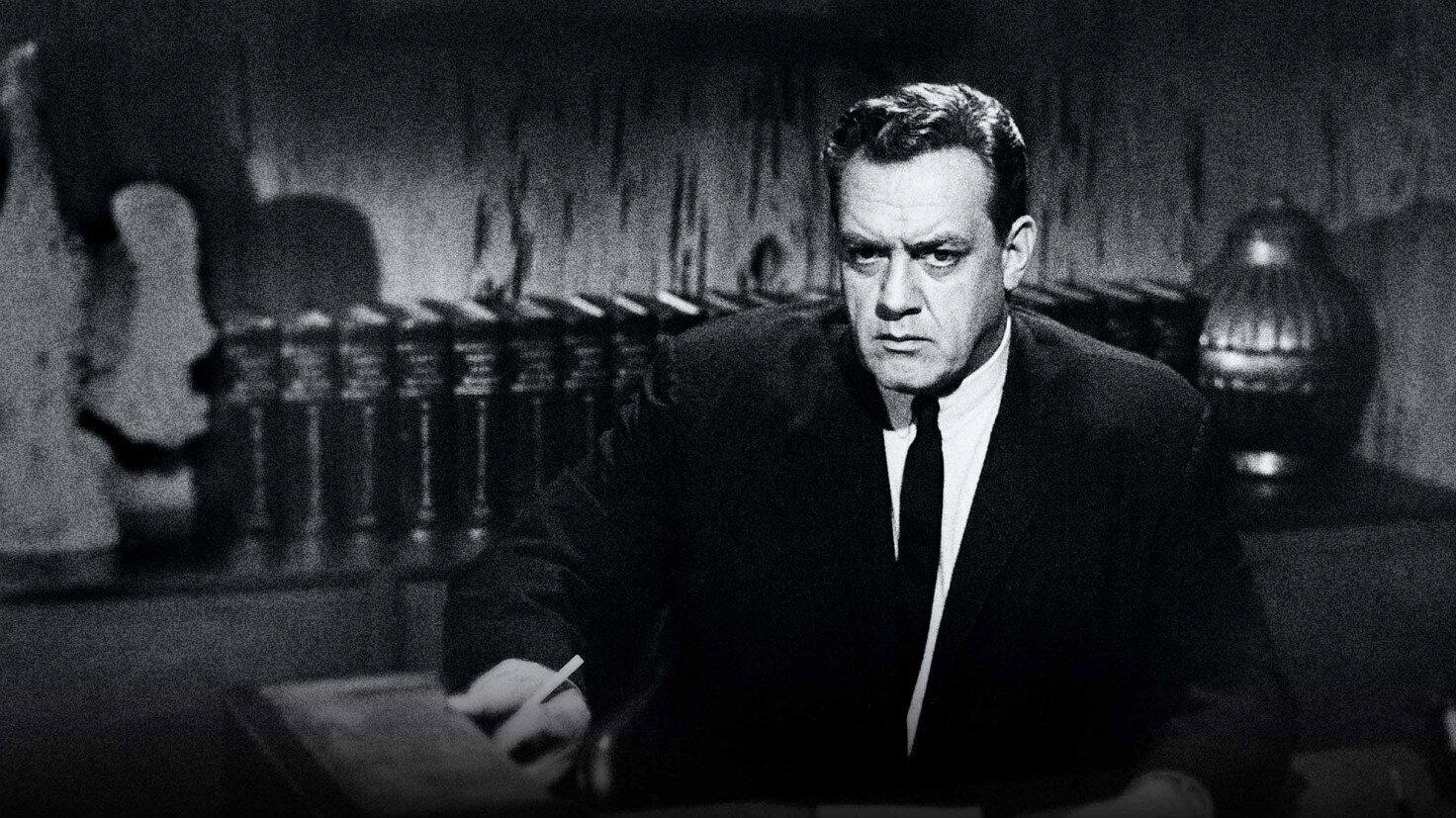 Raymund Burr, il Perry Mason originale