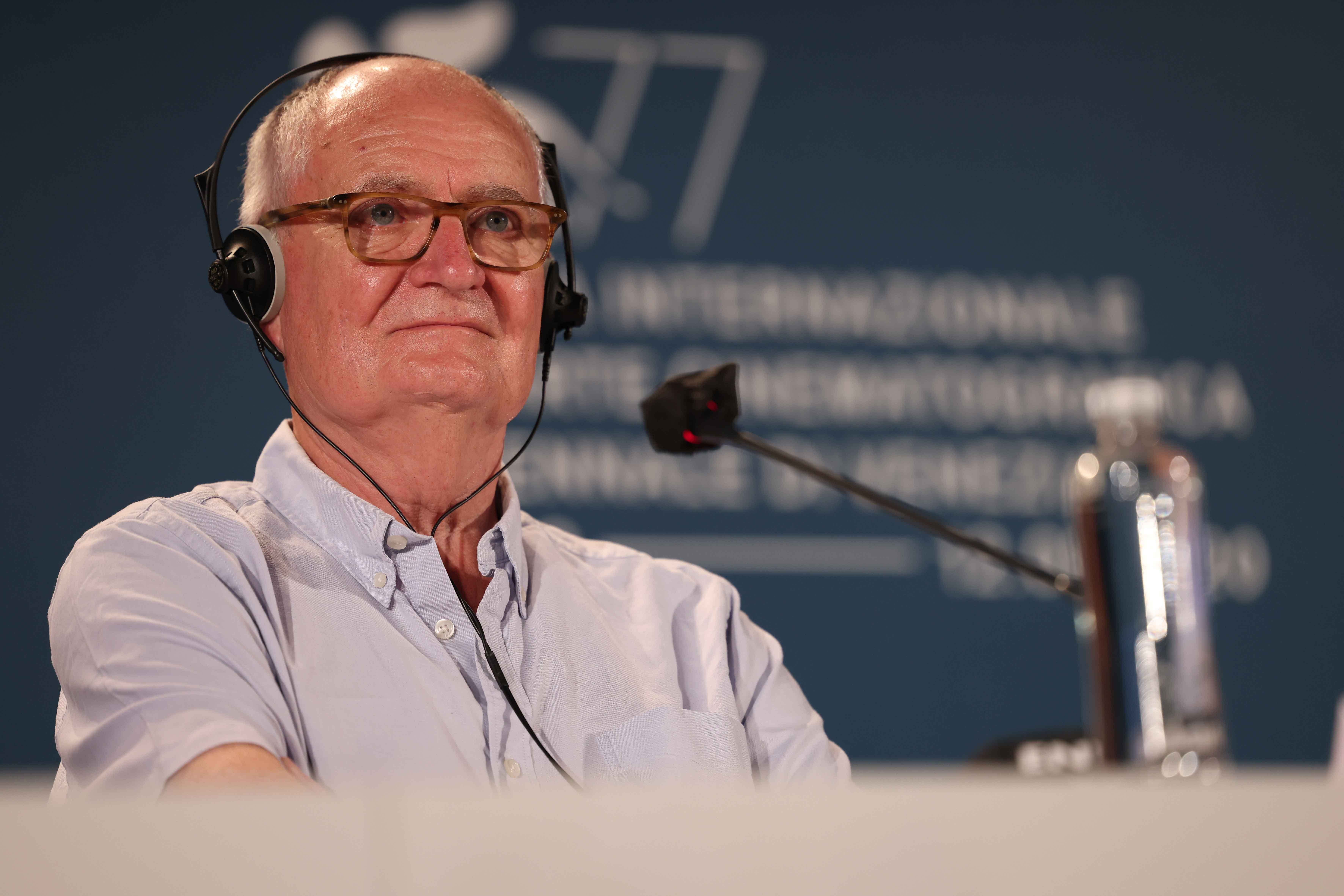 Jim Broadbent alla Mostra del Cinema di Venezia