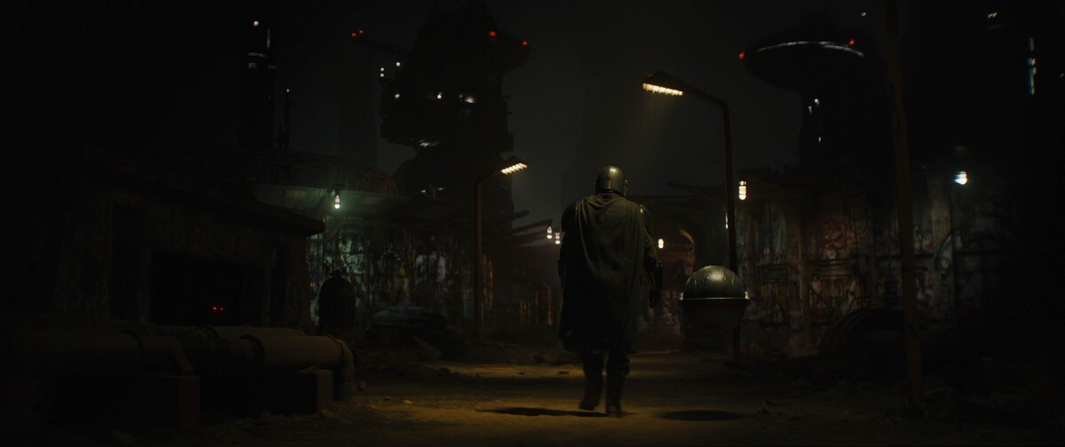 The Mandalorian e Baby Yoda si allontanano nella notte.. torneranno per una terza stagione?