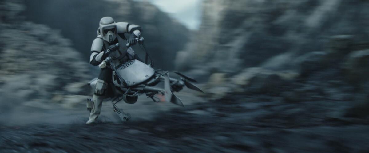 Anche gli Stromtrooper corrono a vedere la seconda stagione di The Mandalorian