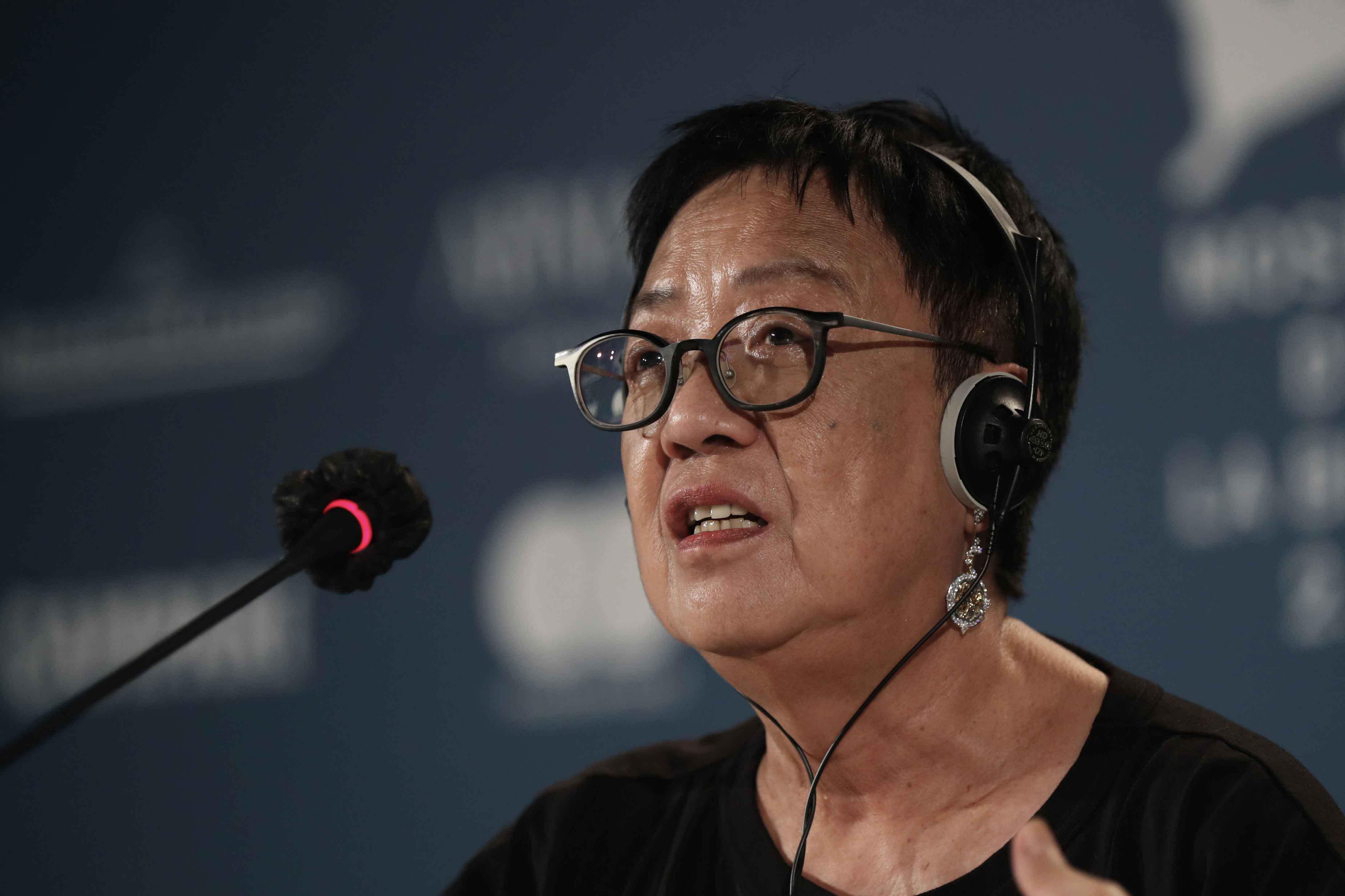 Ann Hui alla Mostra del Cinema di Venezia