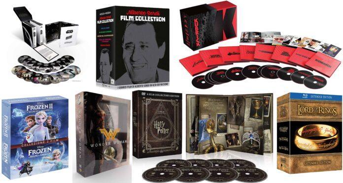 Amazon Prime Day: le migliori offerte Blu-ray e DVD su film, serie TV e cofanetti in home video