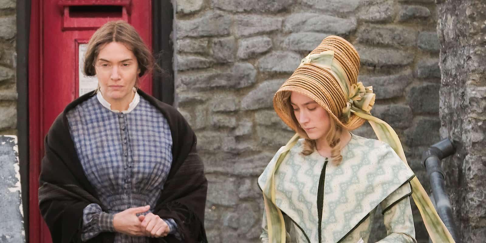 Kate Winslet e Saoirse Ronan