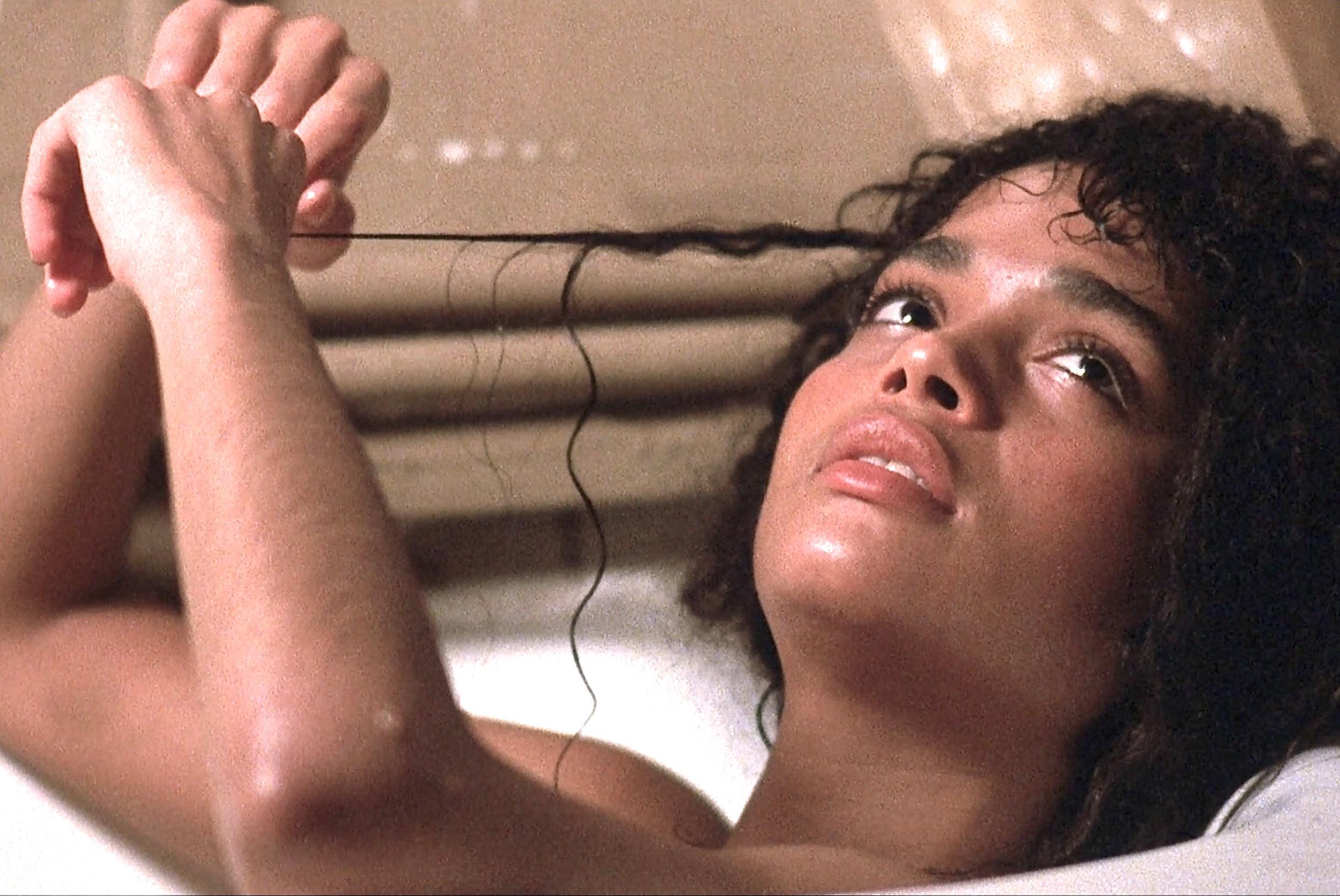 Lisa Bonet in Angel Heart - Ascensore per l'inferno