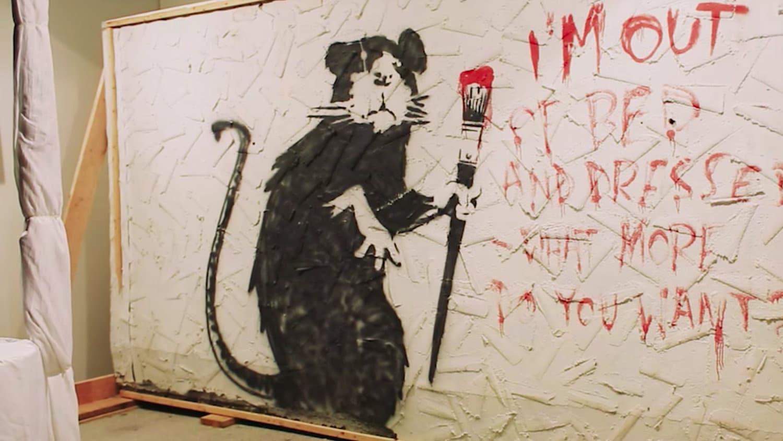 Le opere di Banksy