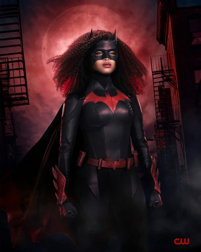 La nuova Batwoman Javicia Leslie