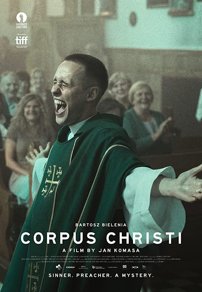 La locandina de Corpus Christi