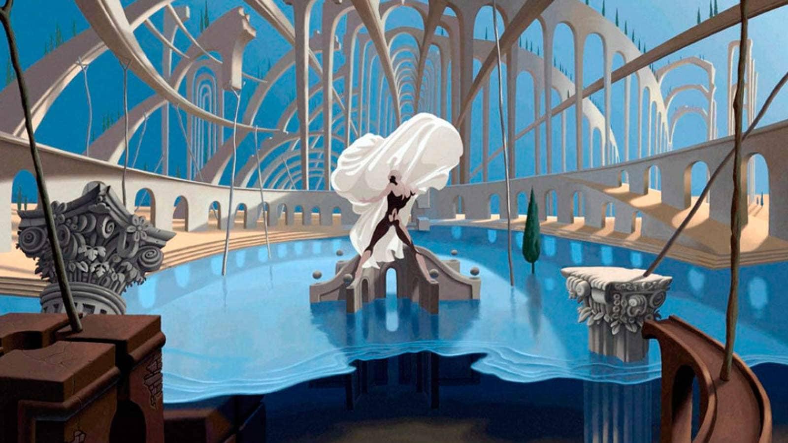 Destino di Walt Disney e Salvador Dalí