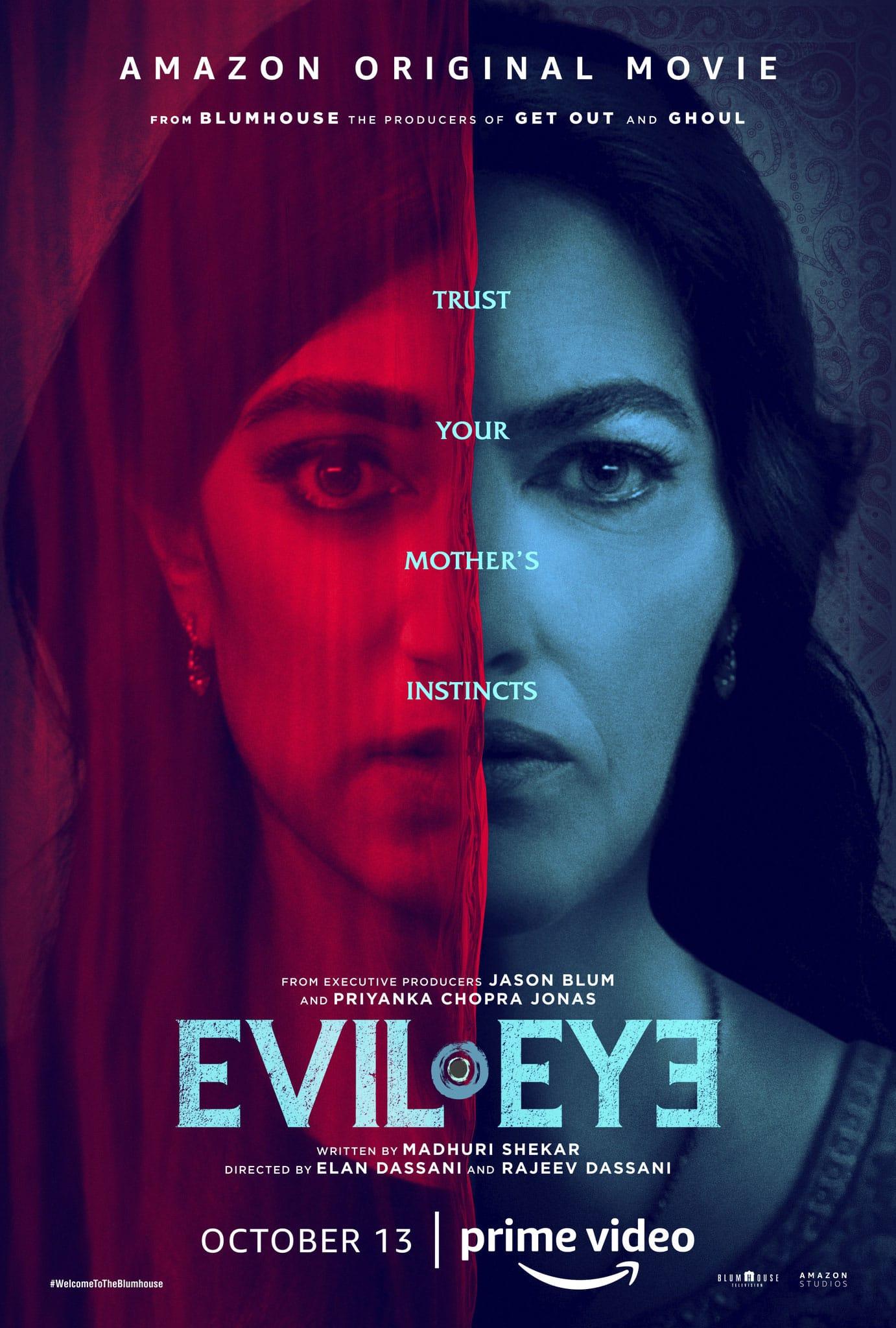 Evil Eye: il poster