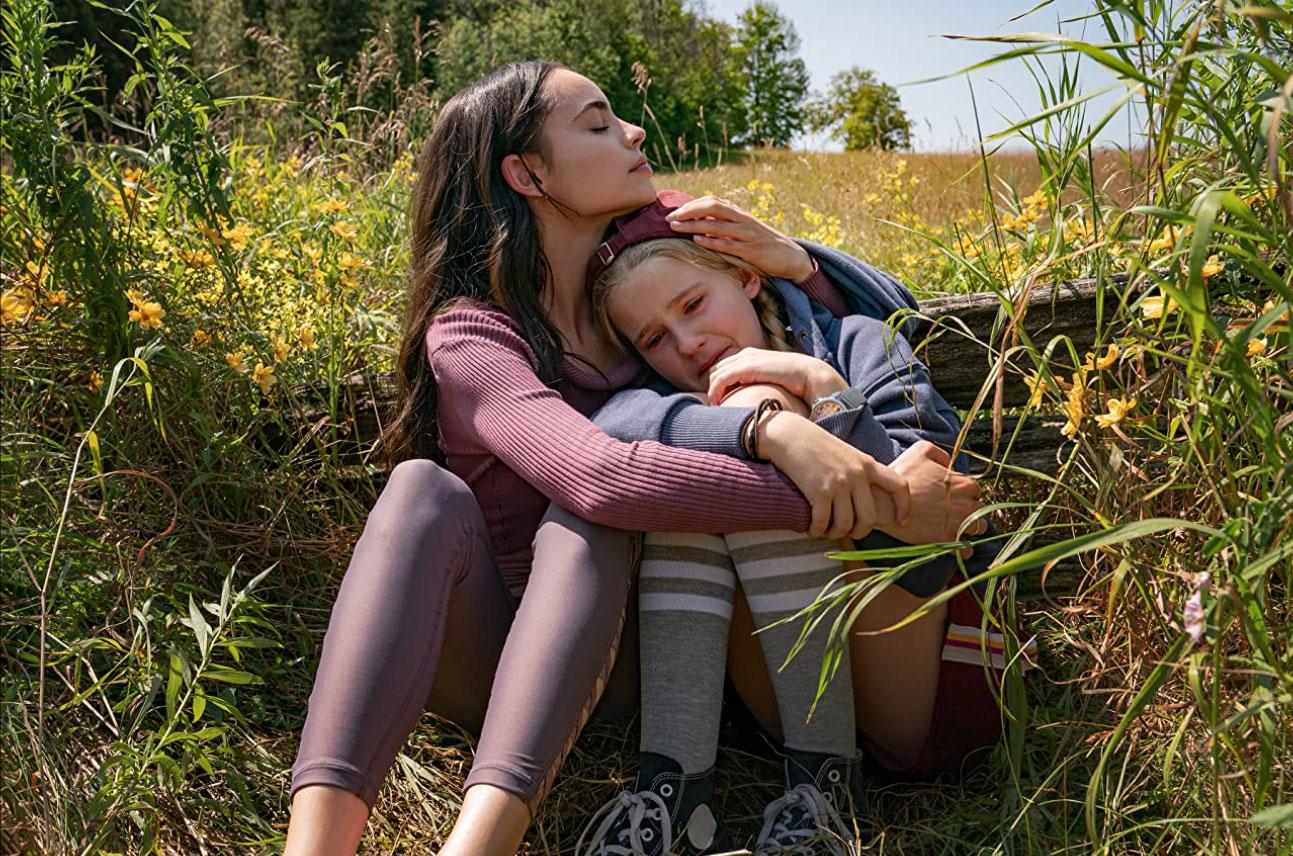 Sofia Carson e Eva Hauge