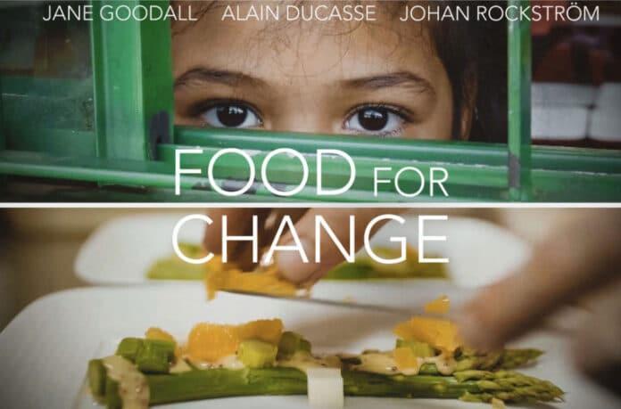 Food for Change recensione documentario di Benoît Bringer