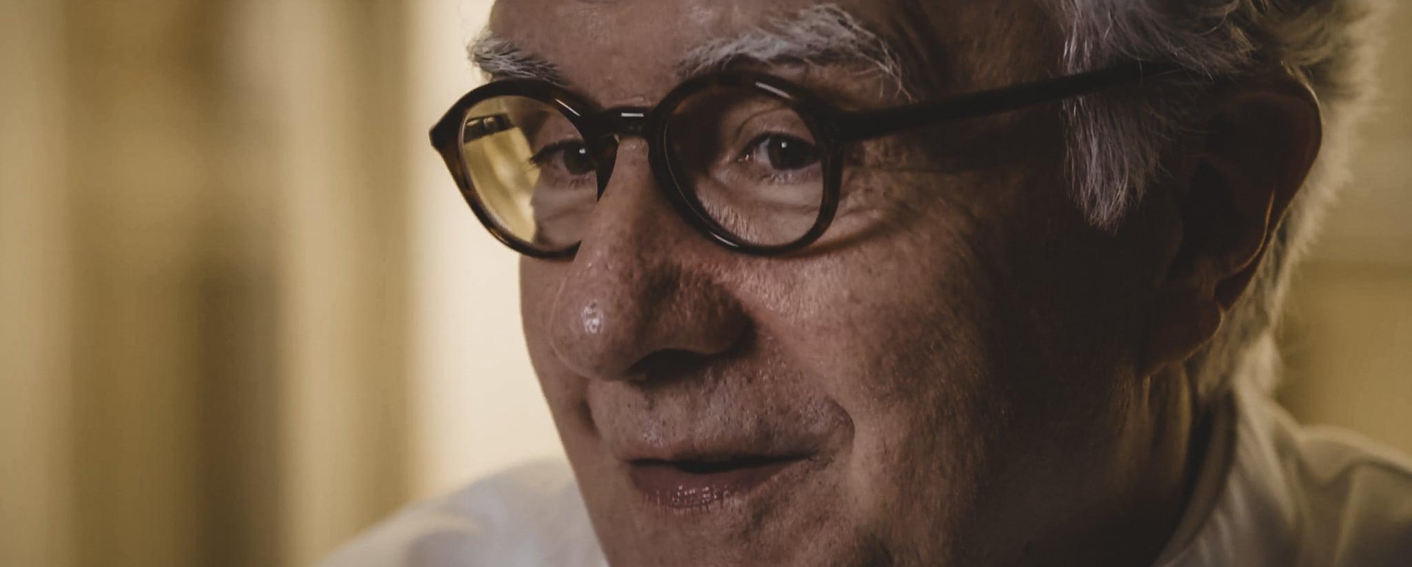 Lo chef Alain Ducasse