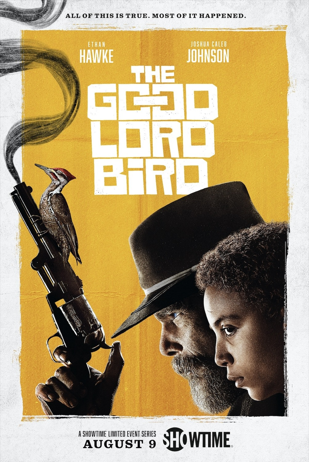 The Good Lord Bird: il poster