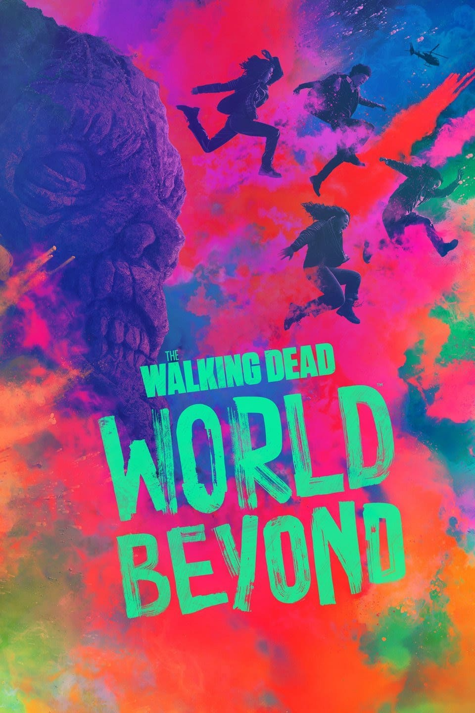The Walking Dead: World Beyond: il poster