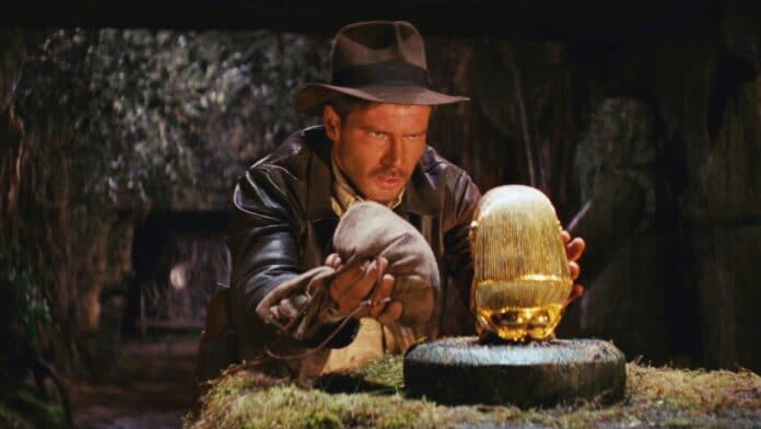 I predatori dell'arca perduta anniversario Indiana Jones