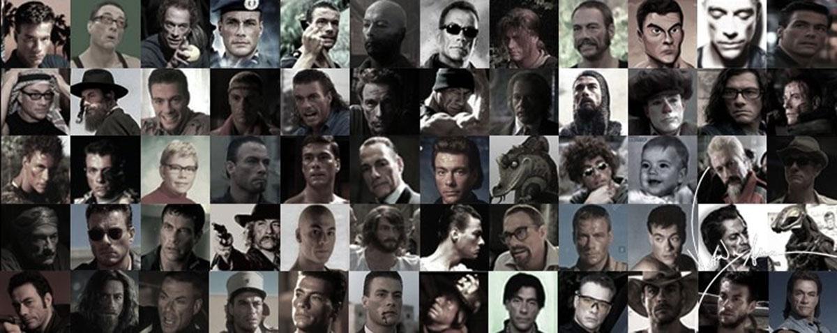 Buon 60esimo compleanno Jean-Claude Van Damme!