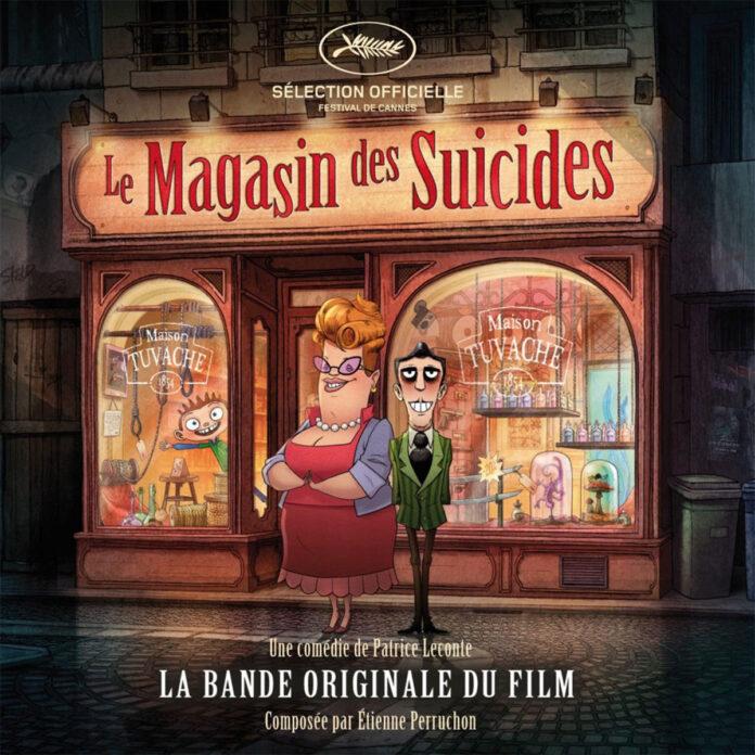 La bottega dei suicidi recensione film d'animazione Patrice Leconte