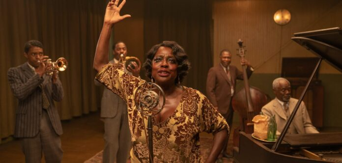 Cinema News: Ma Rainey's Black Bottom trailer Netflix