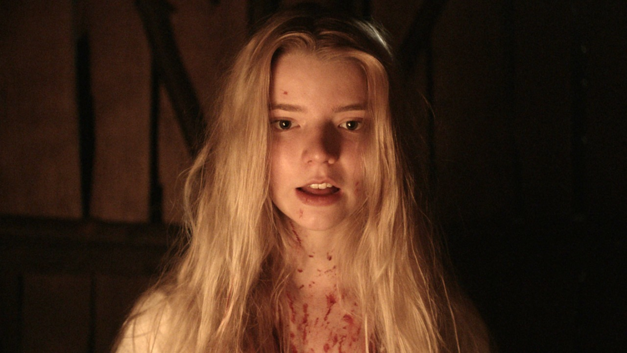 Anya Taylor-Joy in The Witch (2015)