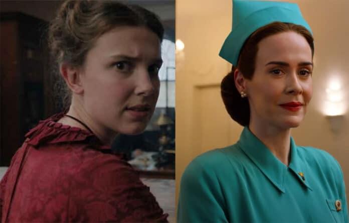 Classifiche Netflix: Enola Holmes e Ratched
