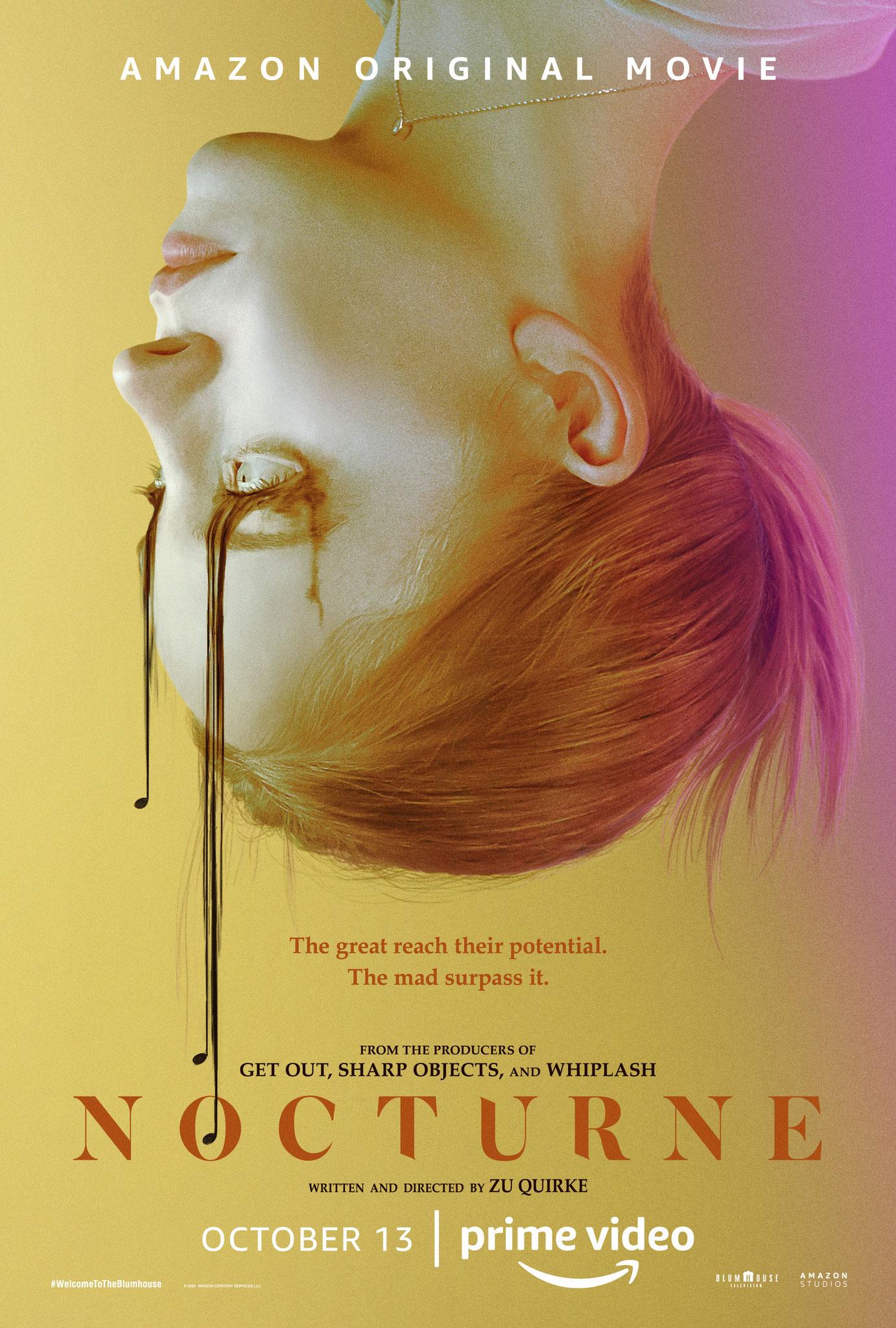 Nocturne: il poster