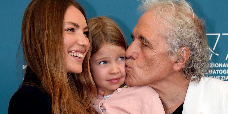 Cristina Chiriac, Abel Ferrara e la loro figlioletta