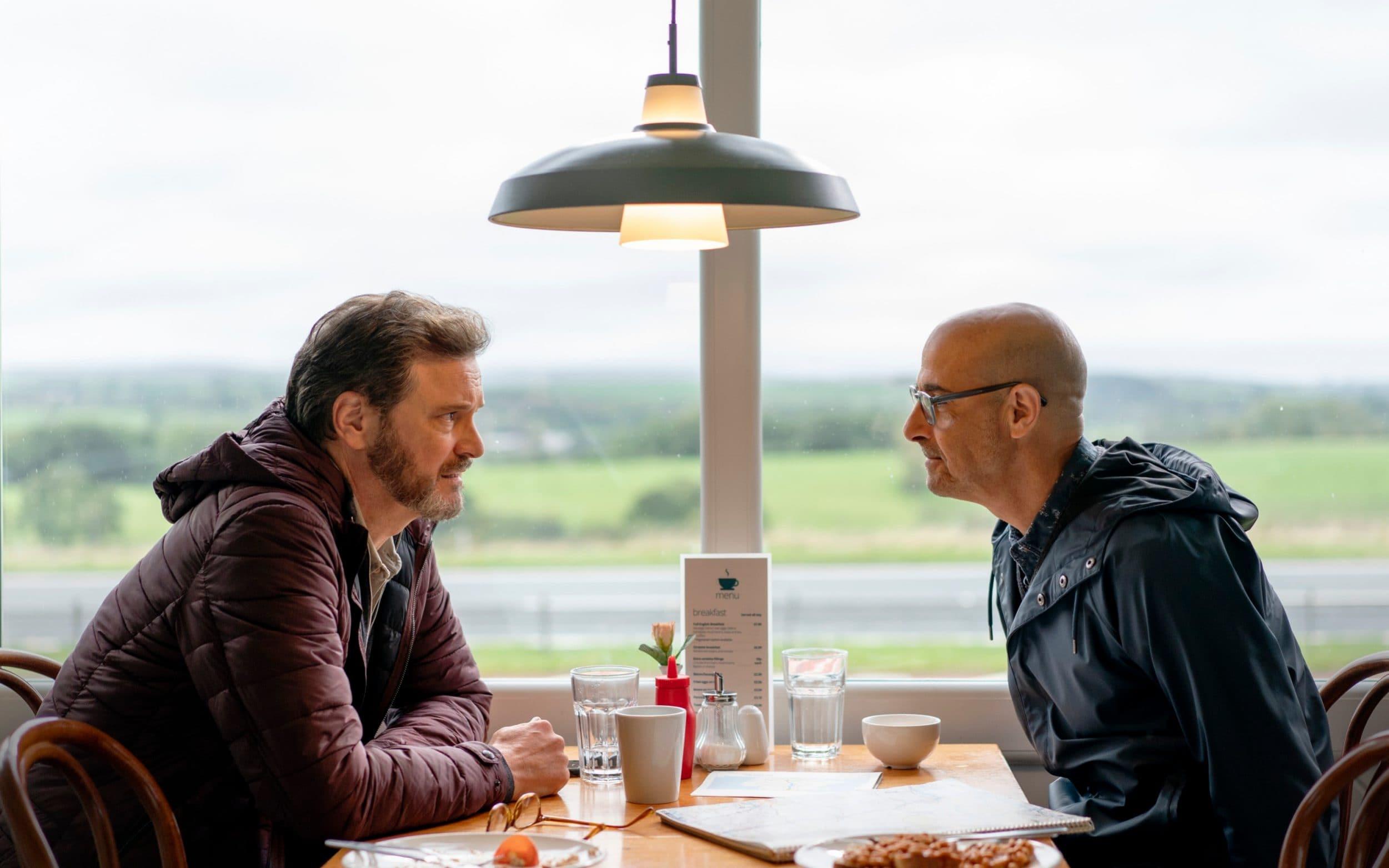 Colin Firth e Stanley Tucci
