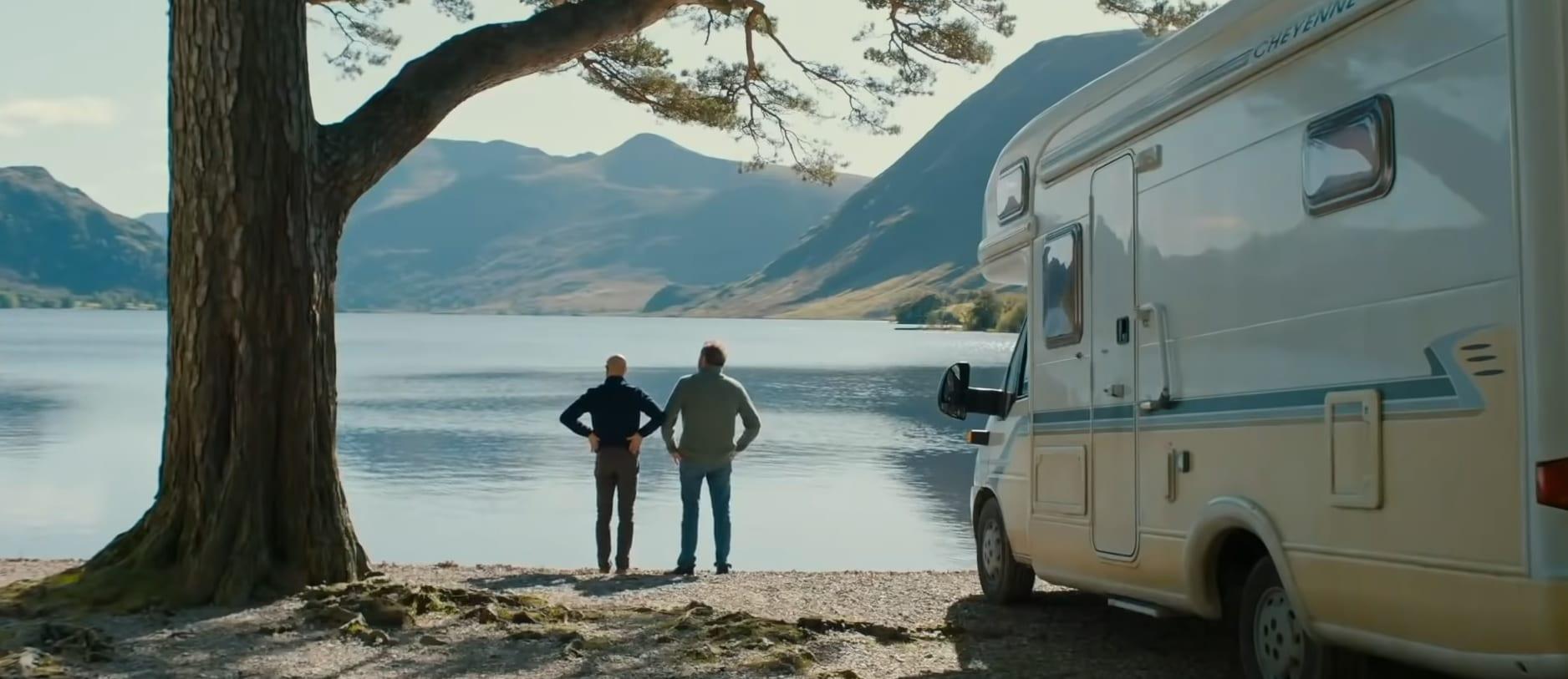 Supernova recensione film con Colin Firth e Stanley Tucci