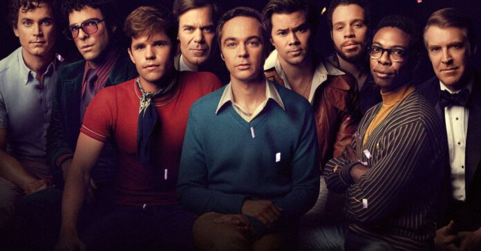 The Boys in the Band recensione film Zachary Quinto Jim Parsons
