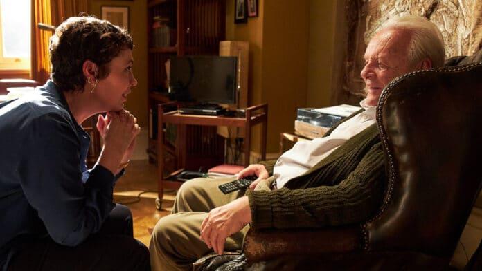 The Father recensione film con Anthony Hopkins e Olivia Colman