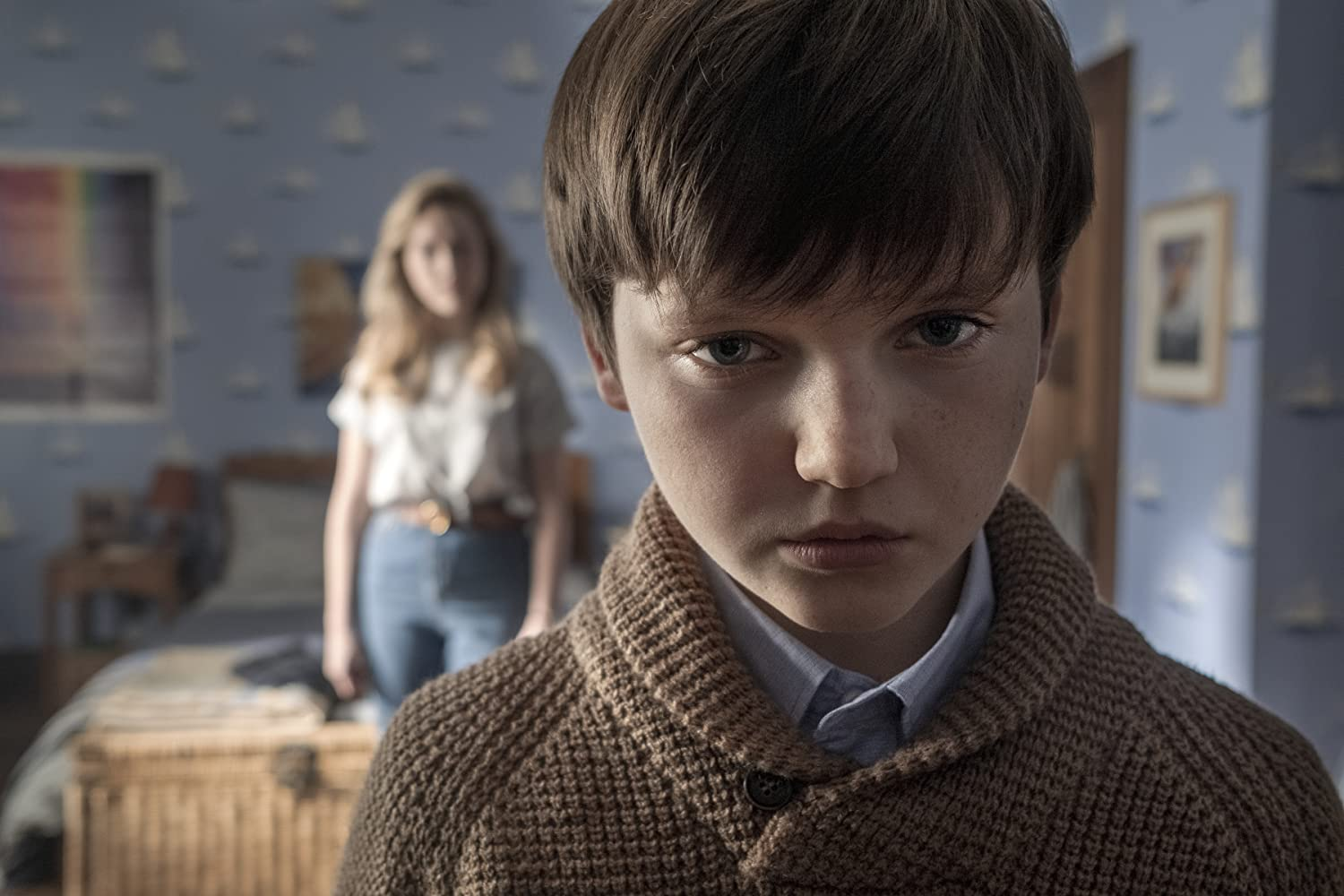 The Haunting of Bly Manor recensione serie TV Netflix di Mike Flanagan