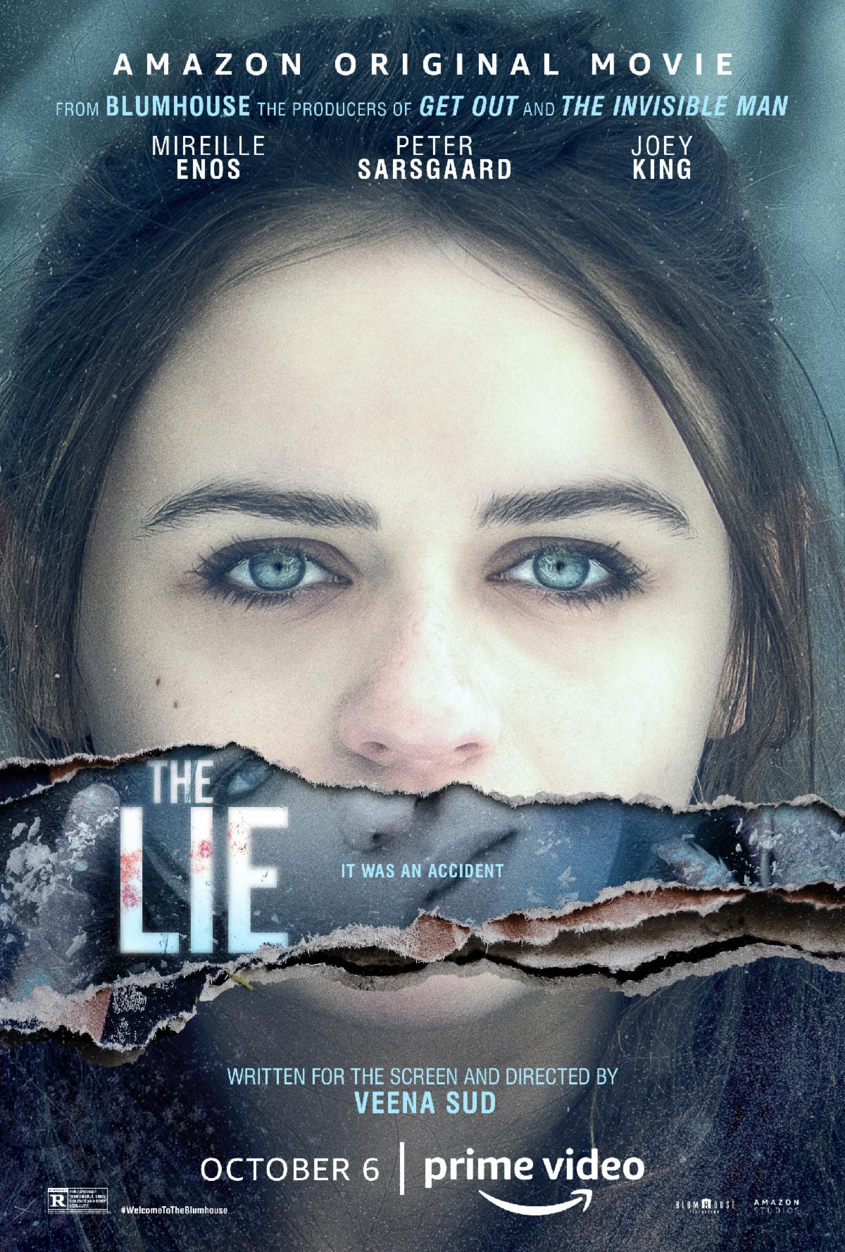 The Lie: il poster