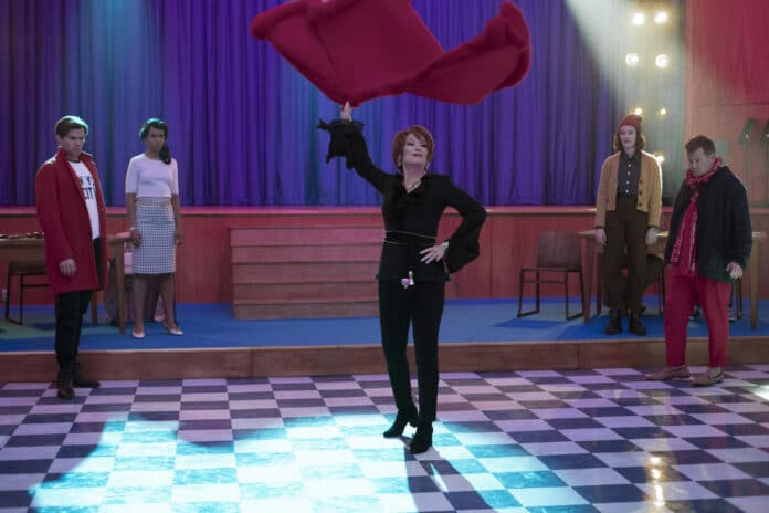 Cinema News: le prime immagini di The Prom con Meryl Streep e Nicole Kidman